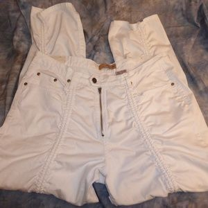 White Crest Jeans Size 15/16